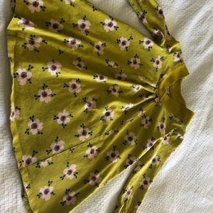 Long sleeve tea dress size 5t